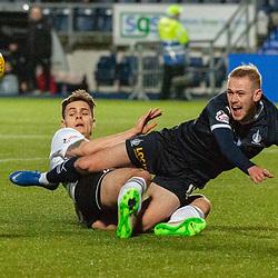 Falkirk v Ayr United, Scottish Championship, 8 March 2019