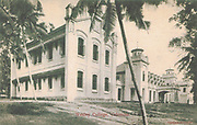 Archival Postcard. Ceylon.<br />