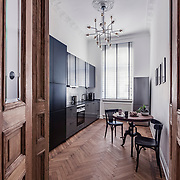 Apartment in old tenement - Lodz 2 Poland
