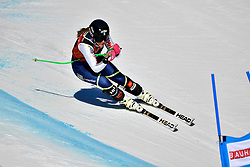 09.03.2017, Are, SWE, FIS Ski Alpin Junioren WM, Are 2017, Super G, Damen, im Bild Lin Ivarsson, Åre, 20:e // during ladie's SuperG of the FIS Junior World Ski Championships 2017. Are, Sweden on 2017/03/09. EXPA Pictures © 2017, PhotoCredit: EXPA/ Nisse<br /> <br /> *****ATTENTION - OUT of SWE*****