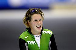 24-12-2006 SCHAATSEN: AEGON NK ALLROUND 2007: HEERENVEEN <br /> Ireen Wust - Nederlands kampioen 2006-2007<br /> ©2006-WWW.FOTOHOOGENDOORN.NL