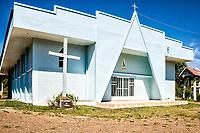 Igreja Matriz. Entre Rios, Santa Catarina, Brasil. / <br /> Mother Church. Entre Rios, Santa Catarina, Brazil.