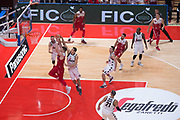 Arturas Gudaitis<br /> Segafredo Virtus Bologna - AX Armani Exchange Olimpia Milano<br /> Legabasket Serie A 2018/2019<br /> Bologna, 14/10/2018<br /> Foto M.Ceretti / Ciamillo-Castoria