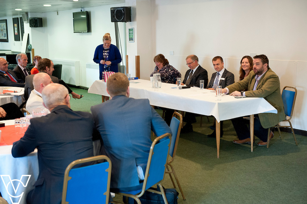 Lincoln Business Club - question time event<br /> <br /> Picture: Chris Vaughan/Chris Vaughan Photography<br /> Date: April 24, 2015
