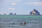 Thailand, Ko Kradan.