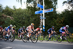 Megan Guarnier (USA) at Boels Ladies Tour 2018 - Stage 3, a 129km road race in Gennep, Netherlands on August 30, 2018. Photo by Sean Robinson/velofocus.com