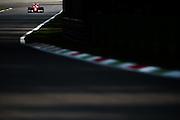 September 3, 2016: Sebastian Vettel (GER), Ferrari , Italian Grand Prix at Monza