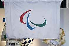 Tokyo: Olympic and Paralympic Flag-Raising Ceremony, 21 September 2016
