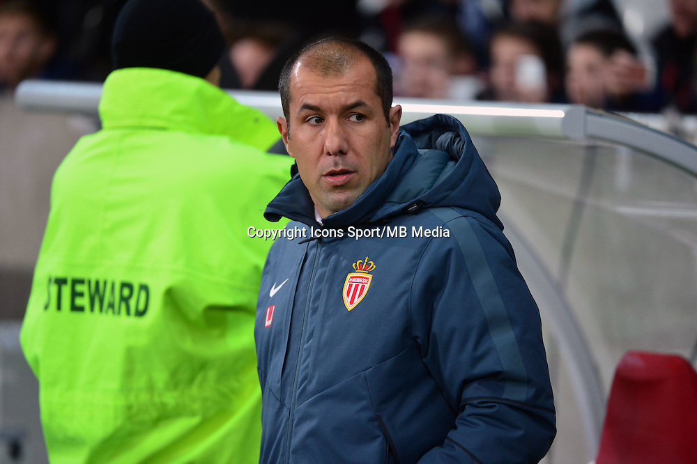Leonardo JARDIM - 24.01.2015 - Lille / Monaco - 22eme journee de Ligue1<br />