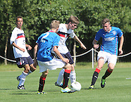 20-07-2013 Rangers v Dundee youth