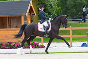 Anne Marie Hosbond - Straight Horse Don Tamino<br /> Longines FEI/WBFSH World Breeding Dressage Championships for Young Horses 2017<br /> © DigiShots