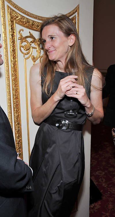 Rachel Whetstone at a party to celebrate 300 years of Tatler magazine held at Lancaster House, London on 14th October 2009.