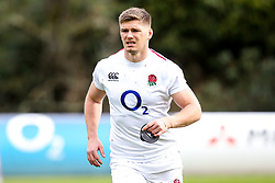 Owen Farrell of England - Mandatory by-line: Robbie Stephenson/JMP - 08/03/2019 - RUGBY - England - Training session ahead of Guinness Six Nations match against Italy