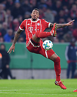 Fussball  DFB Pokal  Achtelfinale  2017/2018   FC Bayern Muenchen - Borussia Dortmund        20.12.2017 Jerome Boateng (FC Bayern Muenchen)