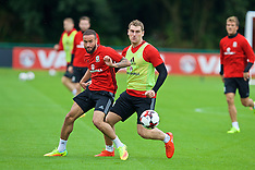 160902 Wales Training