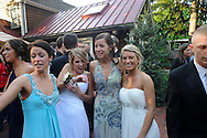 5/6/11-6:27:38 PM - DOYLESTOWN, PA - MAY 6:  Central Bucks West Pre-Prom Celebration - May 6, 2011 in Doylestown, Pennsylvania. (Photo by William Thomas Cain/Cain Images)