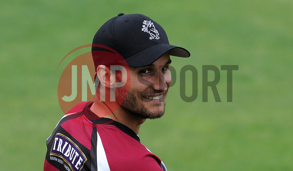 \s23\ Photo mandatory by-line: Harry Trump/JMP - Mobile: 07966 386802 - 22/05/15 - SPORT - CRICKET - Natwest T20 Blast - Somerset v Sussex Sharks - The County Ground, Taunton, England.