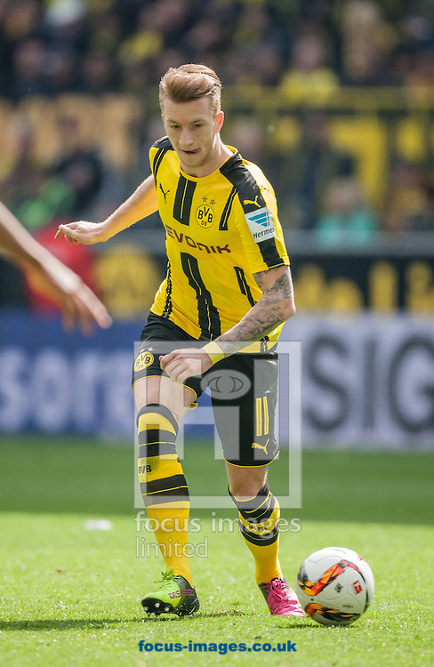 Marco Reus of Borussia Dortmund during the Bundesliga match at Signal Iduna Park, Dortmund<br /> Picture by EXPA Pictures/Focus Images Ltd 07814482222<br /> 14/05/2016<br /> ***UK &amp; IRELAND ONLY***<br /> EXPA-EIB-160515-0078.jpg