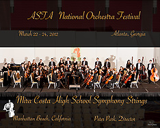 Mira Costa High School Symphony Strings