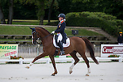 Jasmien de Koeyer - TC Take it Easy<br /> FEI European Dressage Championships for Young Riders and Juniors 2013<br /> © DigiShots