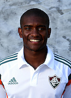 "Brazilian Football League Serie A / <br /> ( Fluminense Football Club ) - <br /> Marlon Santos da Silva Barbosa "" Marlon Santos """