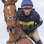 PIC BY GEOFF ROBINSON PHOTOGRAPHY 07976 880732.<br /> <br />  Pic shows Zara Phillips riding Hunua on Sunday March 8th  at a horse trials near Ely,Cambs.<br /> <br /> Zara Phillips looked relaxed today (Sun) as she spent time with friends at a horse riding event in Cambridgeshire.<br /> <br /> The 33-year-old was seen chatting with friends and their children as she relaxed in the sunshine between her equestrian events.<br /> <br /> Zara was competing at the Whitehall Farm Event Complex, near Ely, where she took part in dressage, show jumping and cross country races.<br /> <br /> She entered two horses, Hunua and High Kingdom - which she won a silver medal on in the 2012 Olympics.<br /> <br /> SEE COPY CATCHLINE    Zara Phillips relaxed at horse event