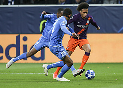 October 2, 2018 - France - Leroy Sane 19 (Credit Image: © Panoramic via ZUMA Press)