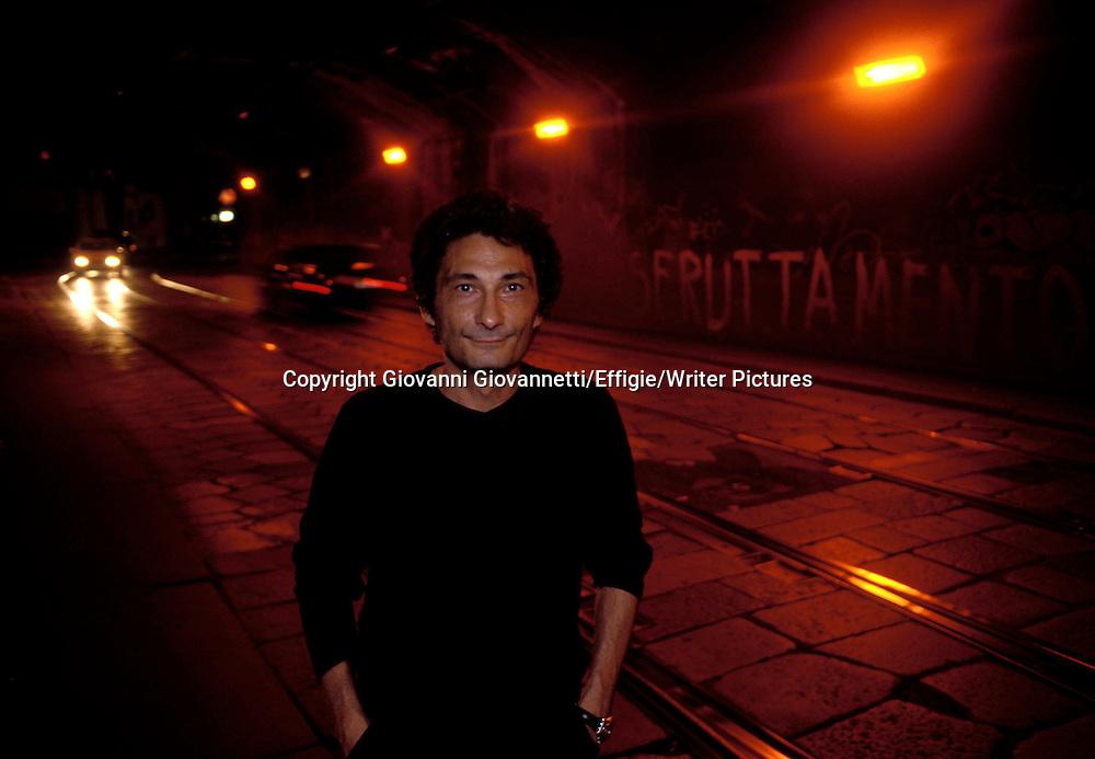 CEPOLLARO BIAGIO<br /> <br /> <br /> <br /> 13/05/2003<br /> Copyright Giovanni Giovannetti/Effigie/Writer Pictures<br /> NO ITALY, NO AGENCY SALES