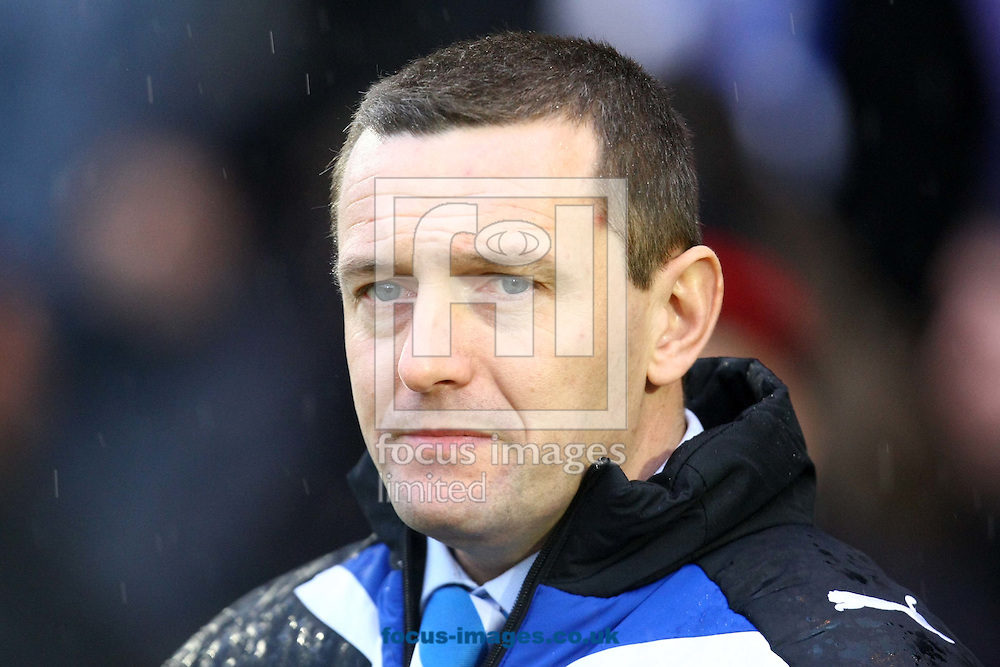 Colchester - Saturday January 16th, 2010:  Colchester Manager Aidy Boothroyd during the Coca Cola League One match at the Weston Homes Community Stadium, Colchester. (Pic by Paul Chesterton/Focus Images).
