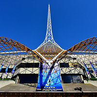 Theatre Building within Arts Precinct in Melbourne, Australia <br />