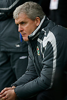 Photo: Steve Bond/Sportsbeat Images.<br />Derby County v Blackburn Rovers. The FA Barclays Premiership. 30/12/2007. Mark Hughes looks on from the bench