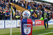 General view inside the stadium before the EFL Sky Bet League 2 second leg Play Off match between Mansfield Town and Newport County at the One Call Stadium, Mansfield, England on 12 May 2019.