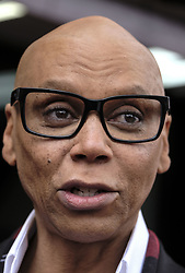 March 16, 2018 - Los Angeles, California, U.S - RuPaul attends his Hollywood Walk of Fame Star ceremony on Friday, March 16, 2018, in Los Angeles. (Credit Image: © Ringo Chiu via ZUMA Wire)
