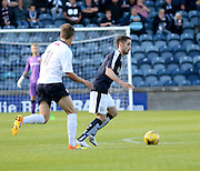 Dundee's Nicky Ross - Raith Rovers v Dundee, pre-season friendly at Starks Park<br /> <br />  - &copy; David Young - www.davidyoungphoto.co.uk - email: davidyoungphoto@gmail.com