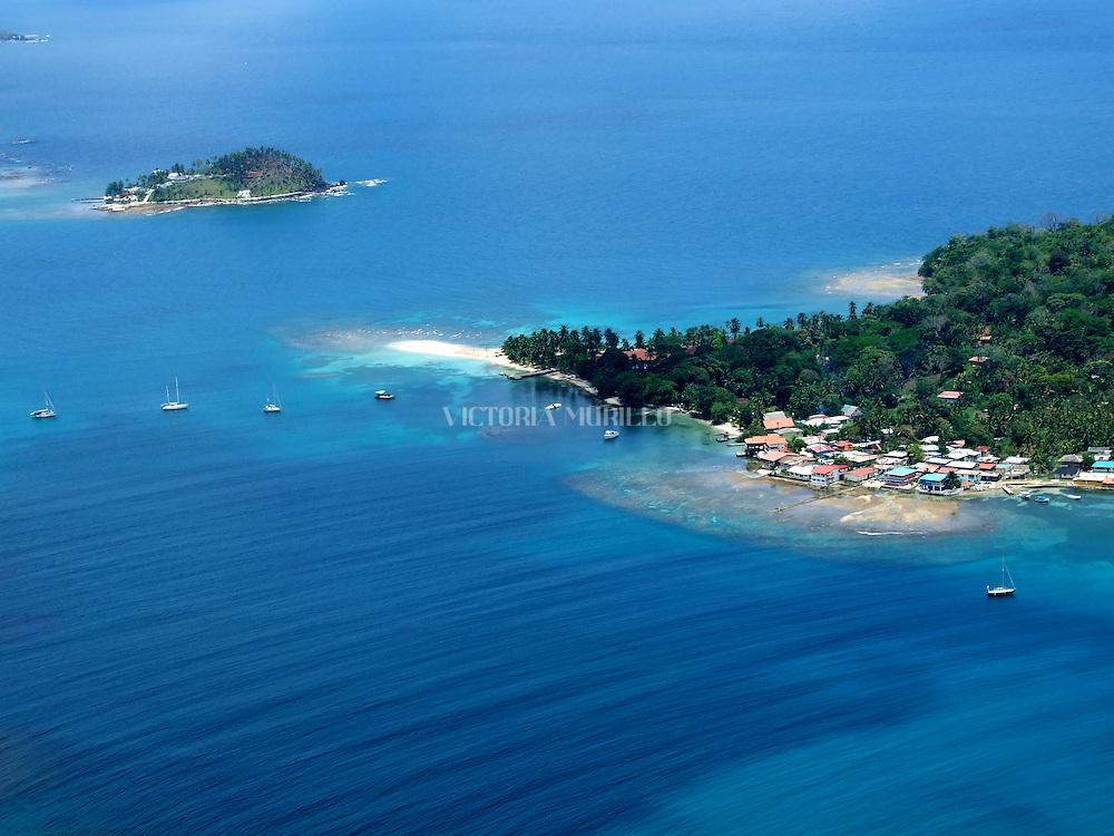 Isla Grande, Costa Arriba, Provincia de Colon