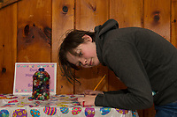 Easter egg hunt at Leavitt Park with Laconia Parks and Recreation.  Karen Bobotas for the Laconia Daily Sun