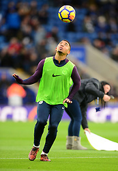 Gabriel Jesus of Manchester City - Mandatory by-line: Alex James/JMP - 18/11/2017 - FOOTBALL - King Power Stadium - Leicester, England - Leicester City v Manchester City - Premier League