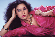 Fashion Model --jewelry. Sep. 1981