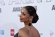 Mya at The 2018 ARIA Awards at The Star in Sydney, Australia
