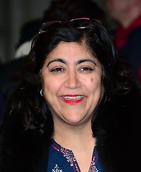 Gurinder Chadha attends Muppets Most Wanted VIP film screening of sequel to last year's comedy, which sees the return of the Muppets as they embark on a global tour, getting caught up in an international crime caper at Curzon Mayfair, London, United Kingdom. Monday, 24th March 2014. Picture by Nils Jorgensen / i-Images