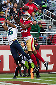 San Francisco 49ers vs Seattle Seahawks (11/26/2017)