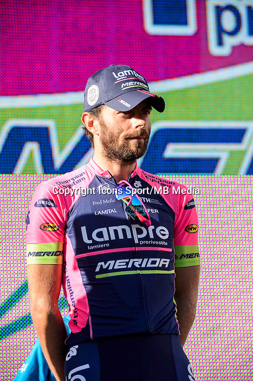 Bono Matteo - Merida - 19.01.2015 - presentation des equipes du Tour Down Under -<br /> Photo : Sirotti / Icon Sport
