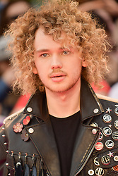 June 18, 2017 - Toronto, Ontario, Canada - FRANCESCO YATES arrives at the 2017 iHeartRADIO MuchMusic Video Awards at MuchMusic HQ on June 18, 2017 in Toronto (Credit Image: © Igor Vidyashev via ZUMA Wire)