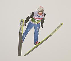 02.01.2011, Bergisel, Innsbruck, AUT, Vierschanzentournee, Innsbruck, im Bild Simon Ammann, SUI, during the 59th Four Hills Tournament in Innsbruck, EXPA Pictures © 2011, PhotoCredit: EXPA/ P. Rinderer
