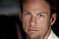 MOTORSPORT - F1 2012 -  BAHRAIN GRAND PRIX - SAKHIR (BHR) - 19 TO 22/04/2012 - PHOTO : FRANÇOIS FLAMAND / DPPI - <br /> BUTTON JENSON (GBR) - MCLAREN MERCEDES MP4-27 - AMBIANCE PORTRAIT