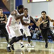 NBA D-LEAGUE BASKETBALL 2015 - JAN 02 Delaware 87ers defeats Erie BayHawk 110-107