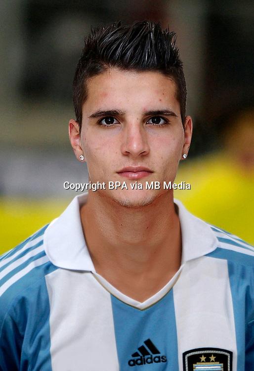 Football Fifa Brazil 2014 World Cup / <br /> Argentina National Team - <br /> Erik LAMELA of Argentina