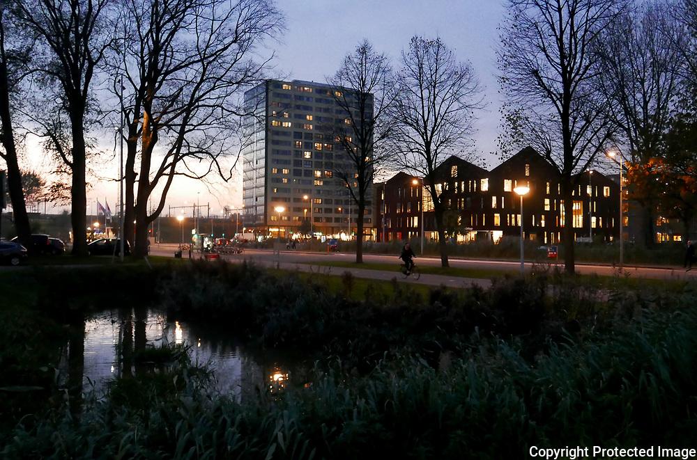 November 3, 2017 - 17:32<br /> The Netherlands, Amsterdam - Science Park