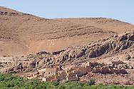 Village of Sidi Idris near Taliouine, Morocco