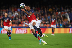 November 5, 2019, Valencia, Valencia, Spain: Boubakary Soumare of Losc Lille during the during the UEFA Champions League group H match between Valencia CF and Losc Lille at Estadio de Mestalla on November 5, 2019 in Valencia, Spain (Credit Image: © AFP7 via ZUMA Wire)